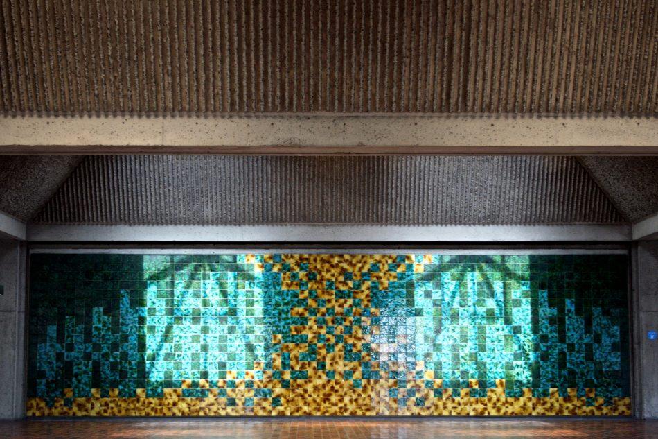 Métro Station Viau