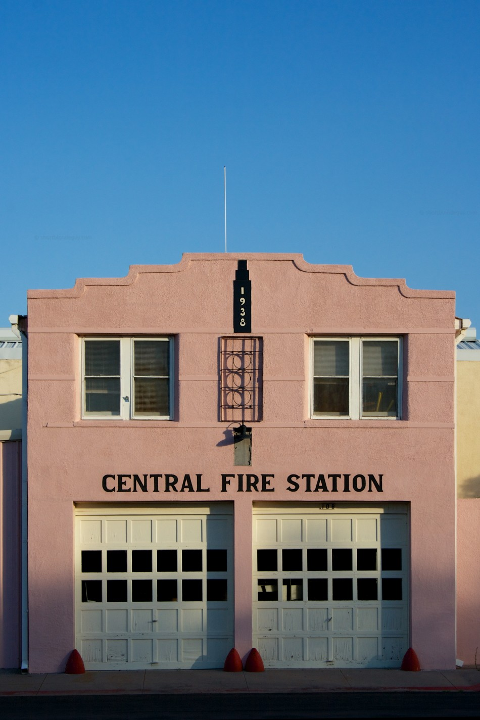 1938 Central Fire Station