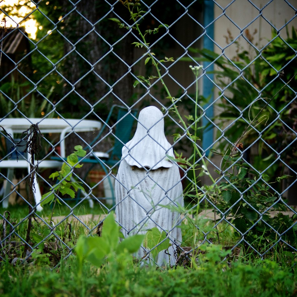 Garden Gnome Mary