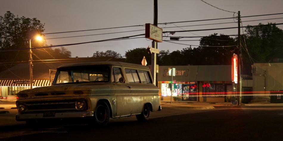 Suburban Night
