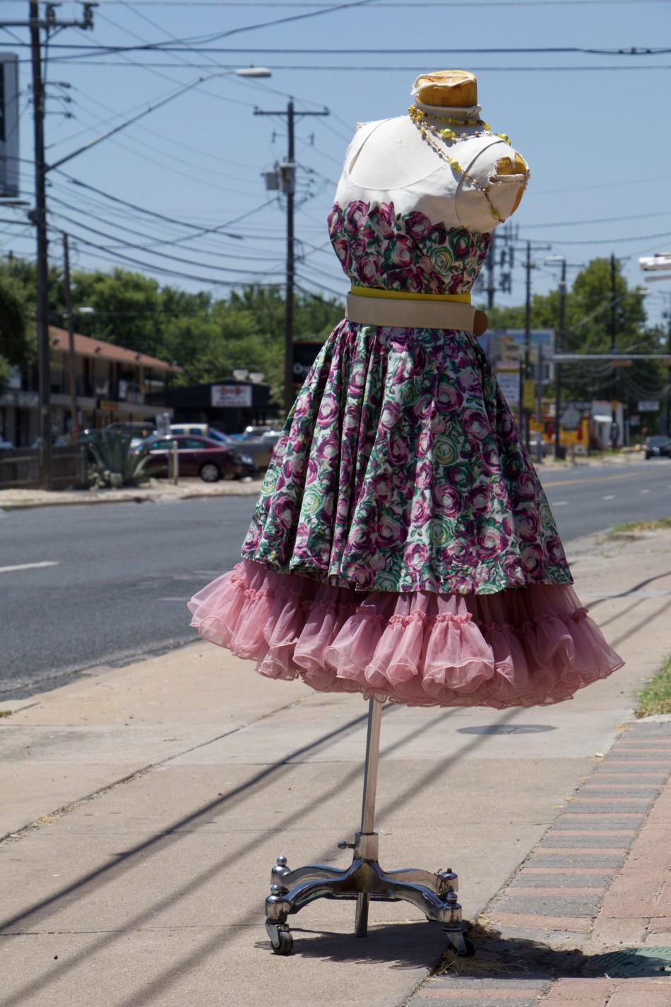 Dressy Display (Straight From Camera)